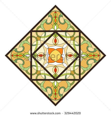 stock-vector-stained-glass-ceiling-light-329442020
